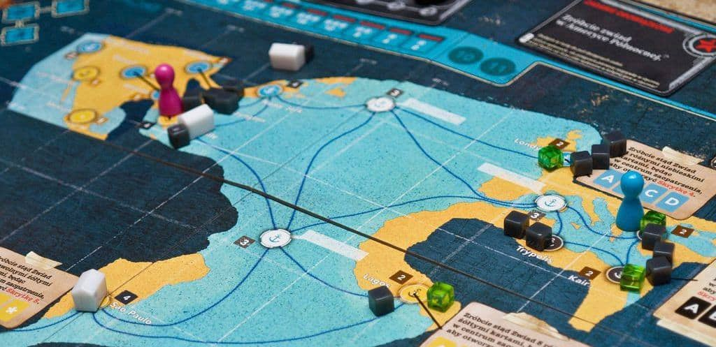 Any season of pandemic can easily run along the best coop board games out there, but season 2 could be running at the forefront.