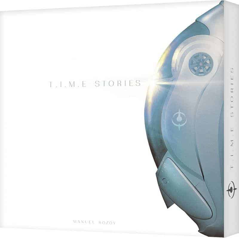 T.I.M.E Stories delivers an amazingly immersive experience that makes it one of the best coop board games for 3 players.