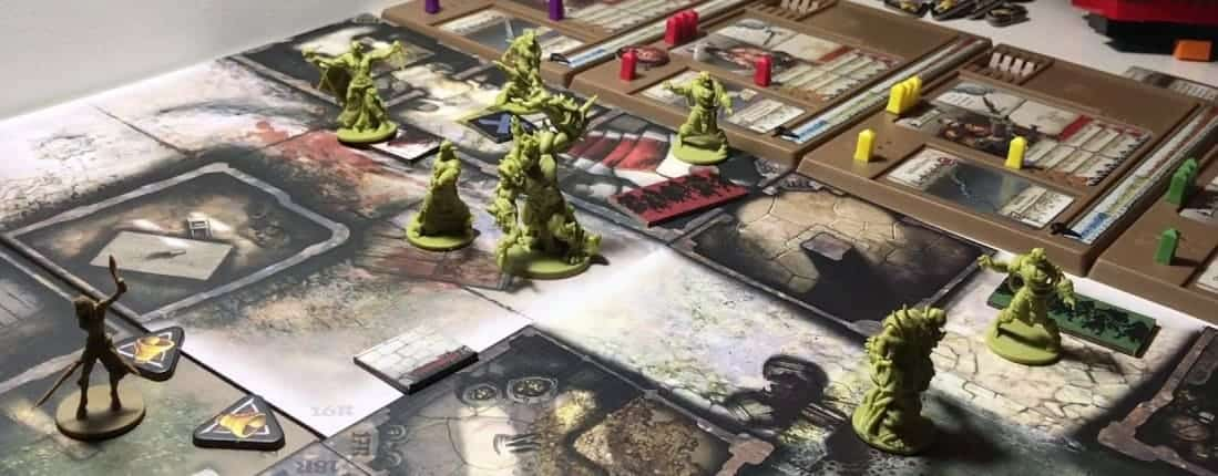 Like Horror theme and team work? Zombicide is one of the top coop board games out there!