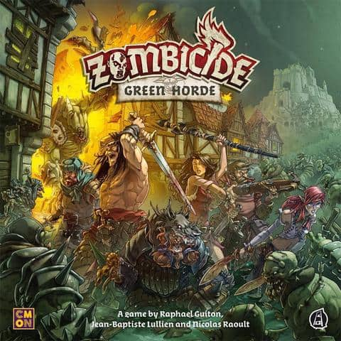 If you are looking for the top coop board games with zombies - Zombicide is set to deliver an amazing experience.