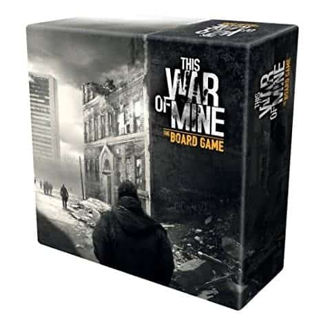 This War of Mine might not be for everyone, but for some it sets out to be the best solitaire board games have ever seen.