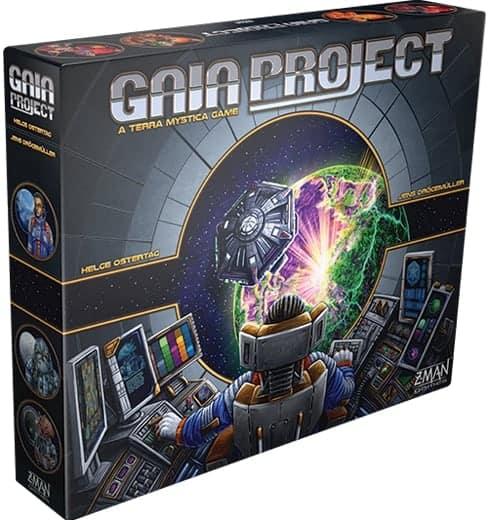 Gaia Project is complex, but once you get your head around it you get to appreciate the beauty of one of the best 3 player board games you can buy!