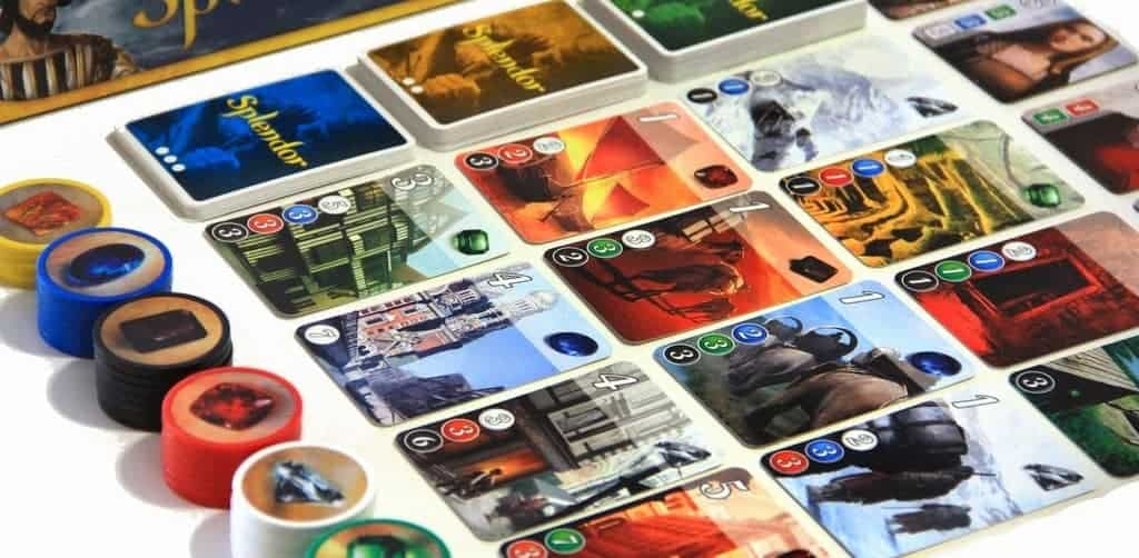 If you are struggling to pick the best board game for 3 players that is light, easy, fun and fast - Splendor should be on your short list.