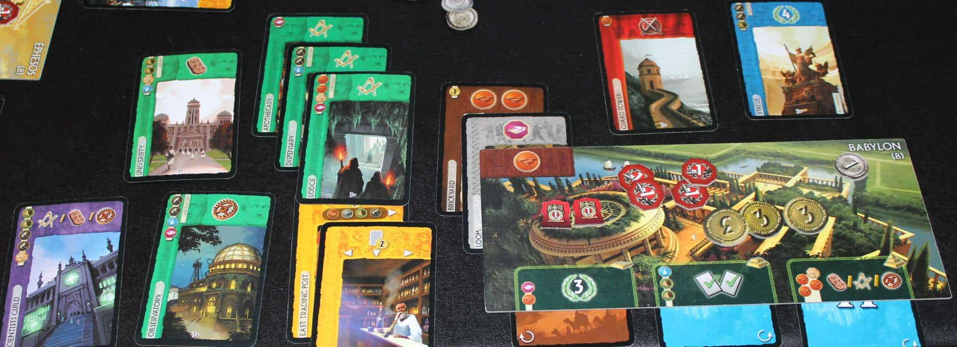 Time proven and tested - 7 Wonders is an epic board game that is considered by many one of the best family board games of all time!