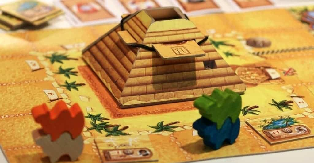 Camel Up made a solid and quick entry into our list of the best board games to play with family.