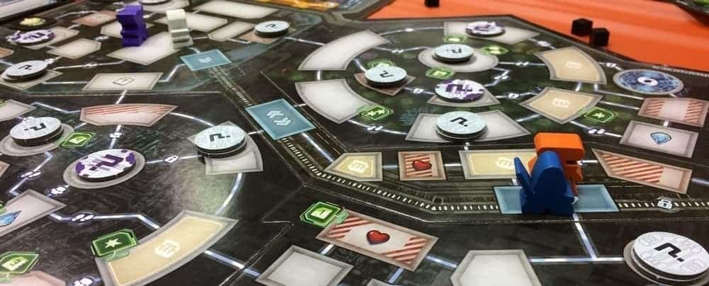 Planning for a quality family time? Clank! In! Space is among the best board games for family game night.