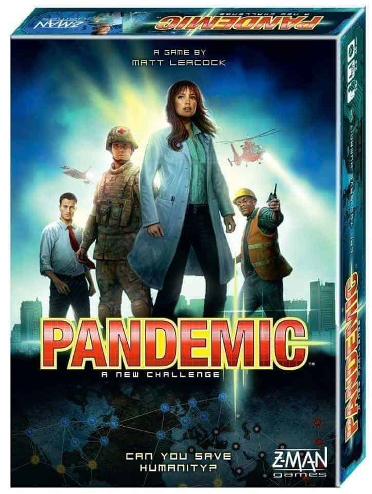 The only other entrant that can comfortably wear the best family board games of all time badge is Pandemic.