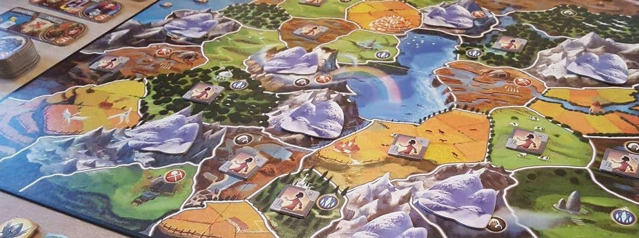 Small World is highly regarded in our family, it sits quite comfortably in the company of the top family board games for us.
