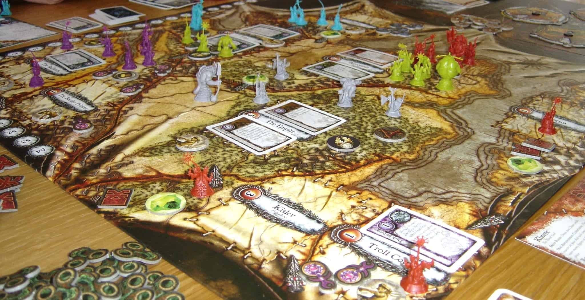 If you like Warhammer fantasy board games then Chaos in the Old World is engaging, thematic and simply enjoyable to play!