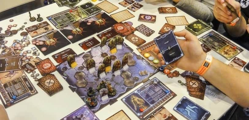 Creating the best RPG board game experience is an art and Gloomhaven has managed to do just that.