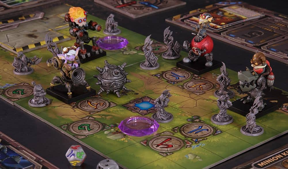 If you are looking for the best roleplaying board games out there but like a Mech theme - Mechs vs. Minions could be a thing for you.