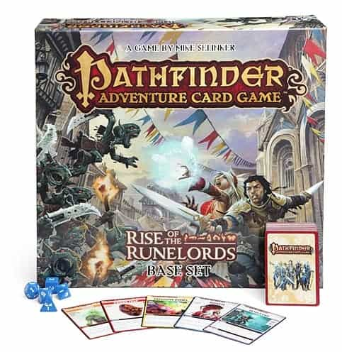Pathfinder Adventure Card Game is one of the best RPG card games out there, truly.