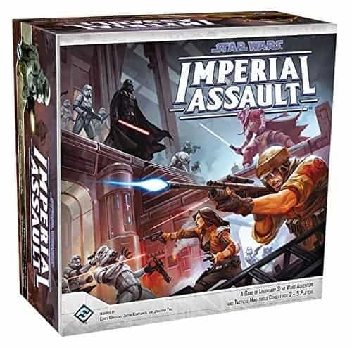 Need the best RPG board game in the Star Wars universe? Star Wars: Imperial Assault is as good as it gets!