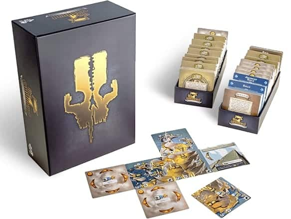 Looking for the top RPG board games with an adventurous twist? The 7th Continent is worth checking out.