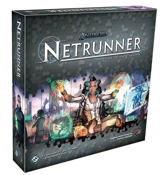 Although Android: Netrunner has been around for a couple of years, it still holds the crown for being one of the best 2 player board games 2019 has to offer.