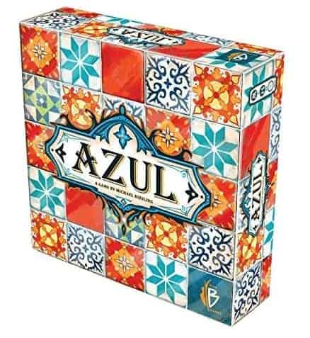Azul is a great couples game and the latest entry into our list of the best board games for 2 players