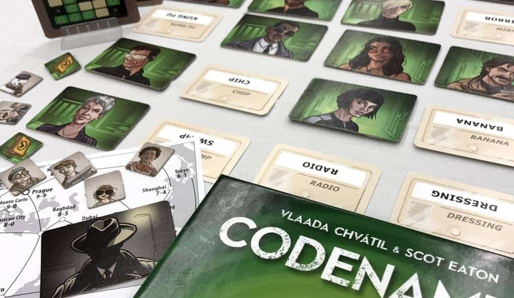 Codenames Duet is one of the shortest games on this list and a modern classic that joins the ranks of the top board games for 2 players.