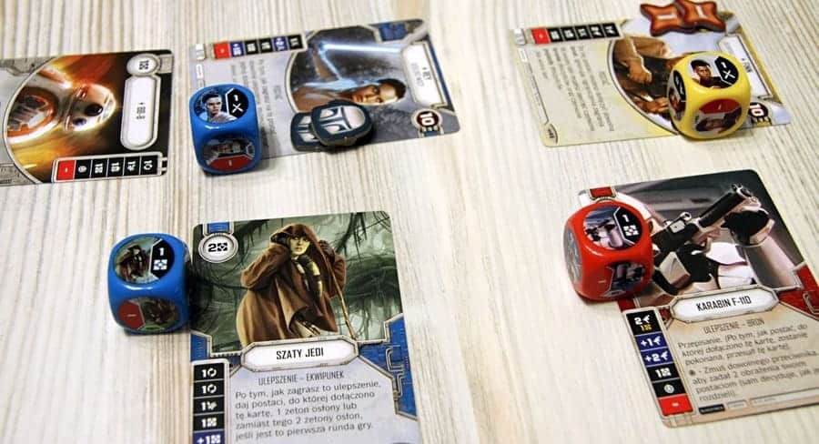 Looking for a star wars card game and dice game in one? Star Wars Destiny is amazingly simple and fun.