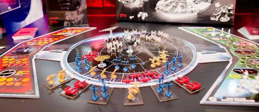 If you are looking for the best star wars board games 2018, then hurry up, Risk: Star Wars Edition is soon coming out of print!