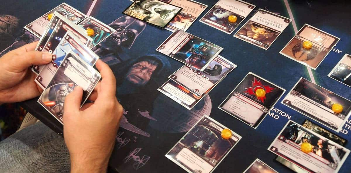 If you like star wars strategy games with cards, Star Wars Card Game delivers exactly that!