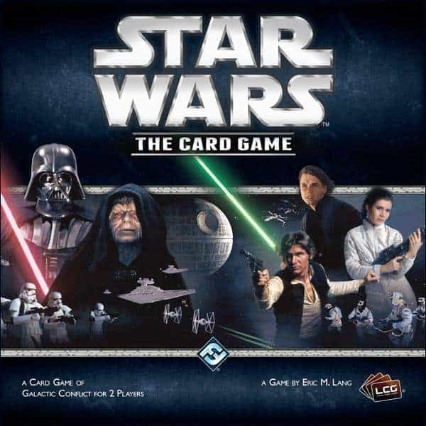 If you are after an LCG board game, star wars card game should not be overlooked