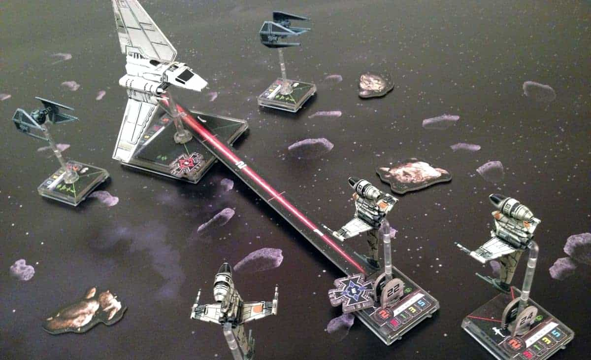 Wondering what are the best star wars board games on the market? X-Wing is surely among the top star wars board games ever made.
