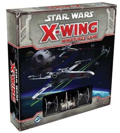 X-Wing Miniatures Game has easily made into our top 10 star wars board games!