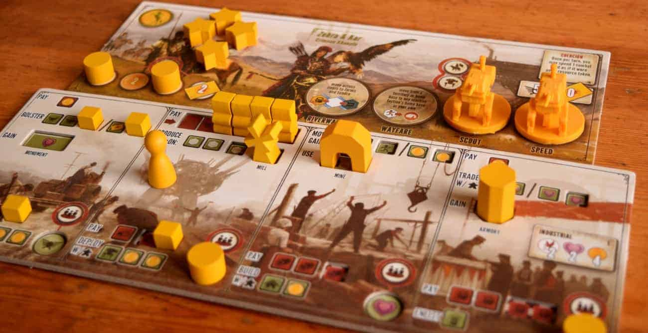 Best Solo Board Games (Aug  2019) Top 10 - Board Games Land