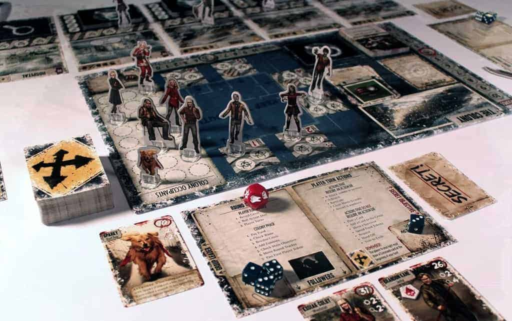 Best Zombie Board Games (Updated Jul  19) Review - Board