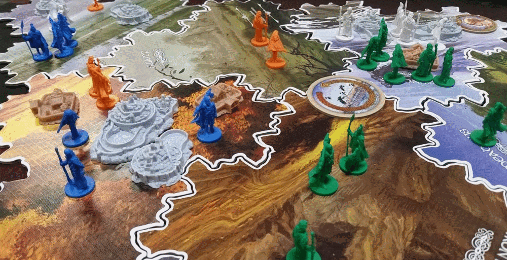 If you are looking for the best ancient war board games around, make sure you give Inis a good check!