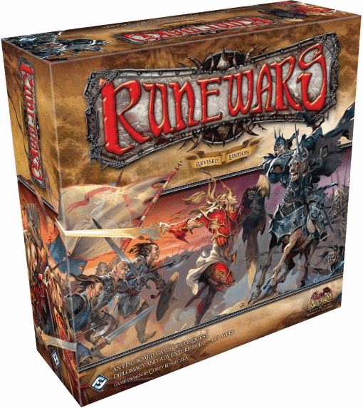Hm...best war games board games are here. Check Runewars and be surprised.