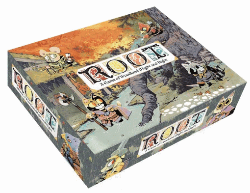 Root is not the best world war 1, civilization or negotiation board game. It is an abstract and cute theme that hides some really kicking power underneath.
