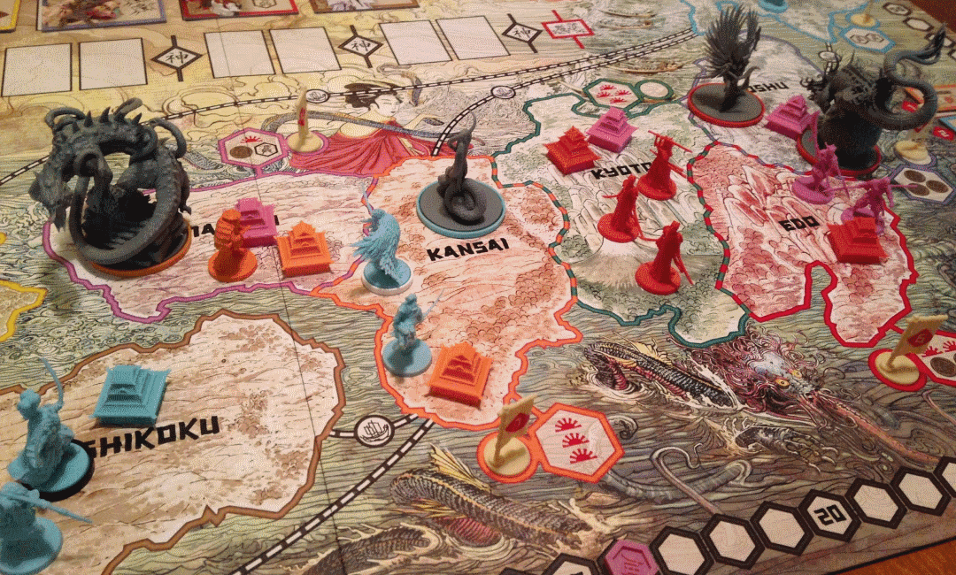 On the lookout for the best war board games 2019 has to offer? Make sure you check Rising Sun!