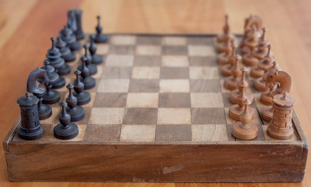 There multiple board games like chess which makes it hard to track the origins and precisely when chess was invented