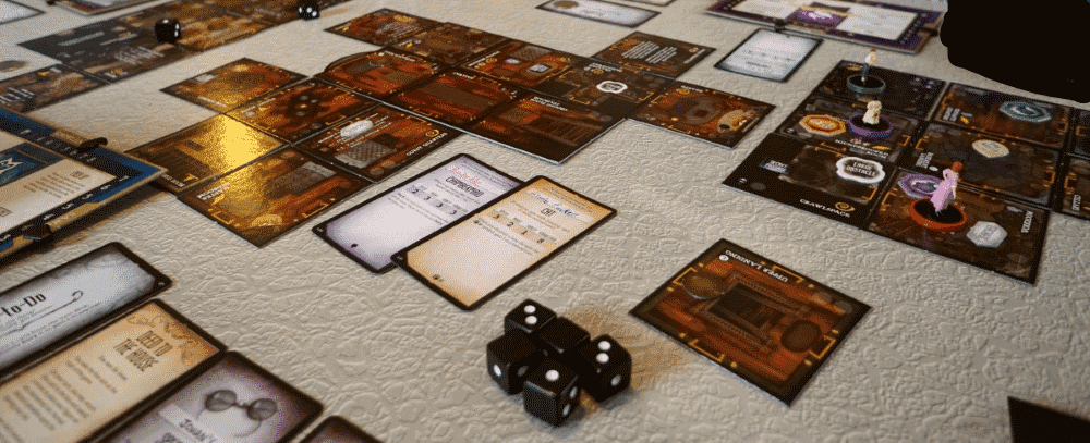 betrayal legacy board game review
