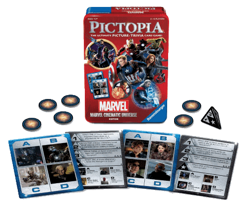 Trivia Marvel Game? Easy - Pictopia has got you covered.