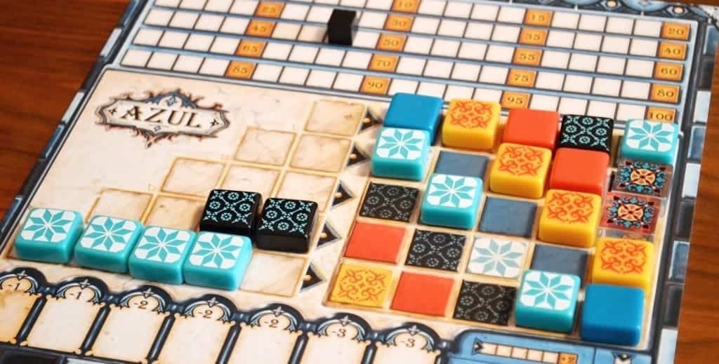 Azul is one of the most aesthetically pleasant tabletop game products we have ever seen.