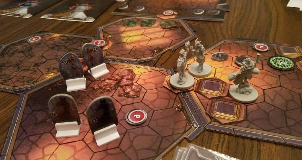 Gloomhaven is one of the best kickstarter board games of all time