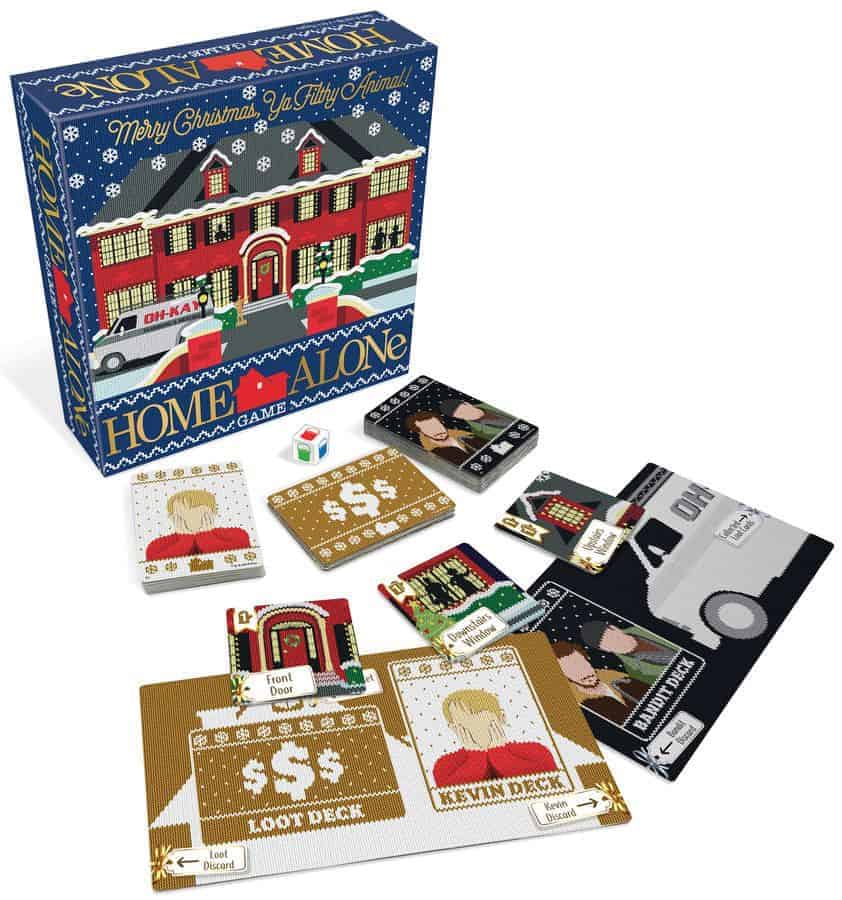 Be careful playing with this amazing burglar style family board game