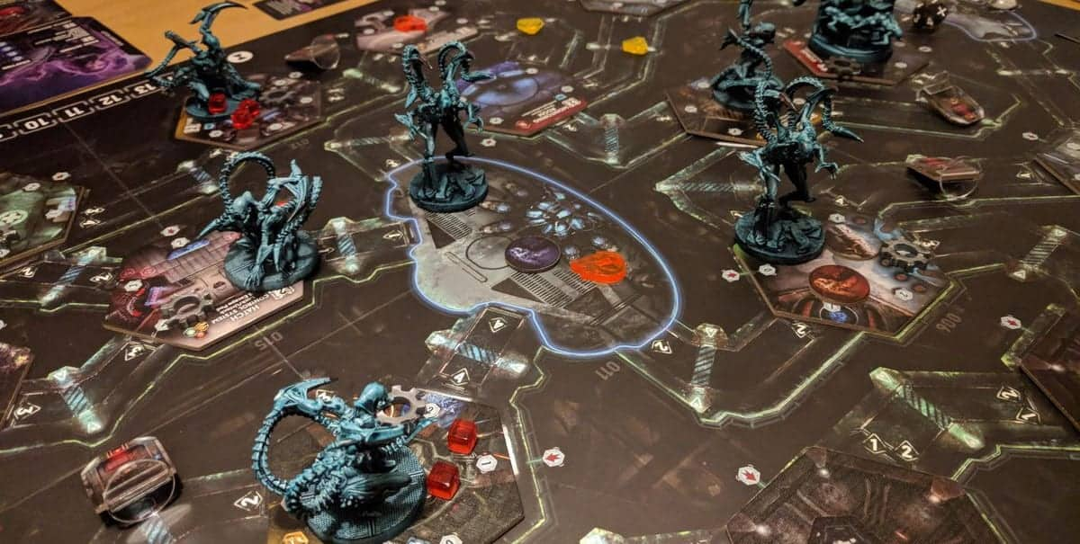 Nemesis is one of the most anticipated tabletop games of the year supported by over 30k backers