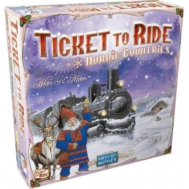 White winter in Nordic countries is better than Monopoly (any edition)