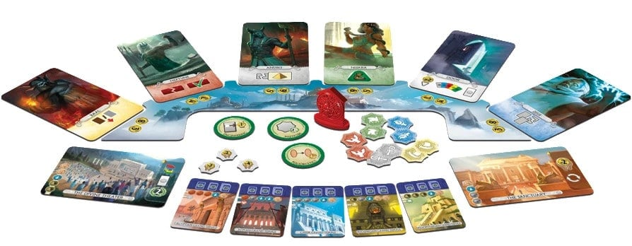 Spice up your evening and expect a heated competition with Duel