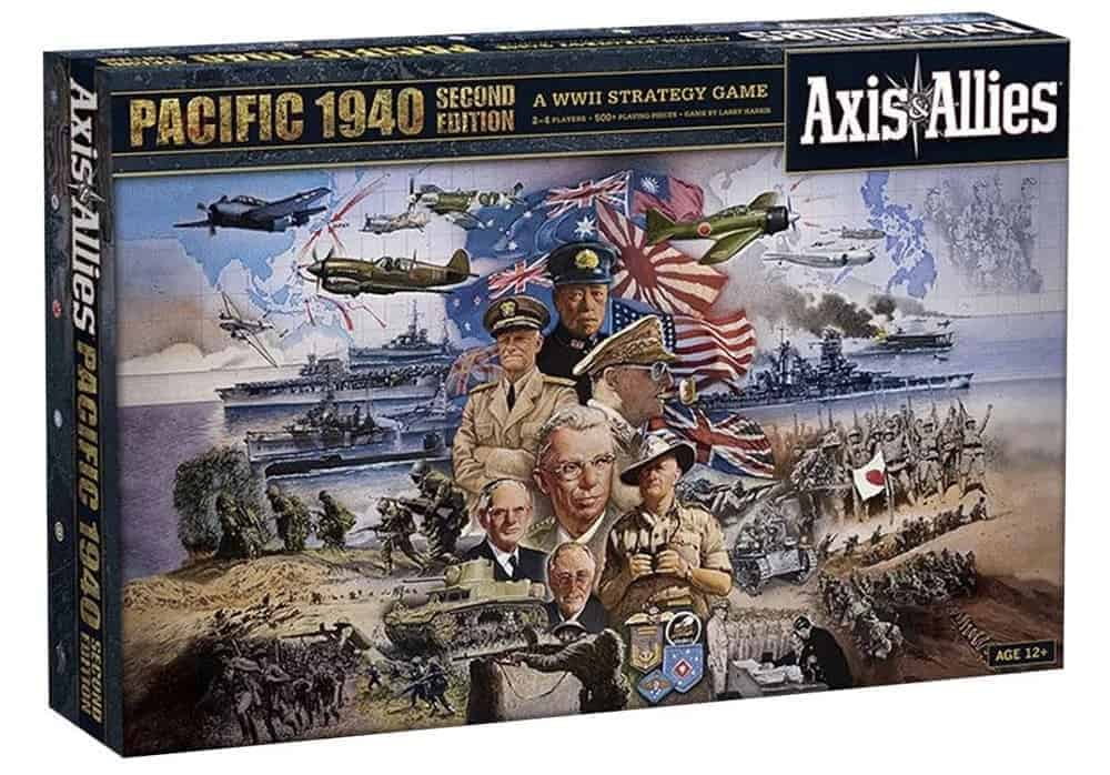best military strategy board games for an intensive game night