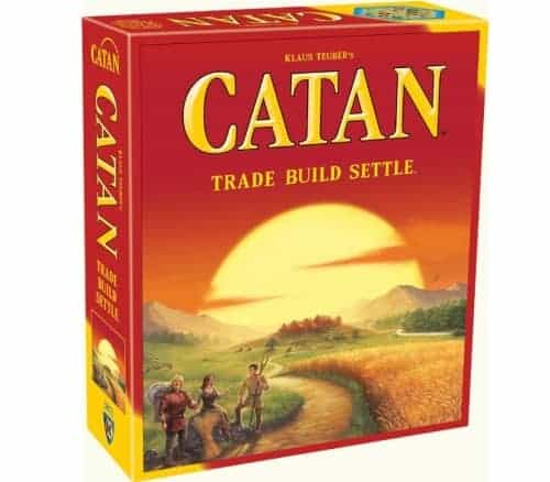Catan The Board Game - an awesome all time classic from Z-Man Games