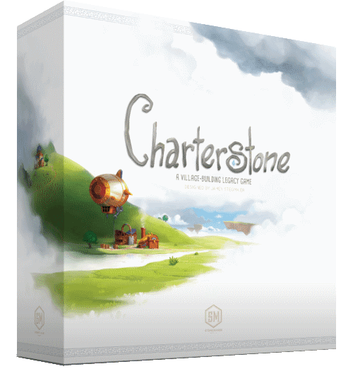 Charterstone is amongst the best legacy style board games when civ building is concerned